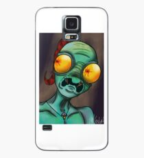 Now I'm dead meat Case/Skin for Samsung Galaxy