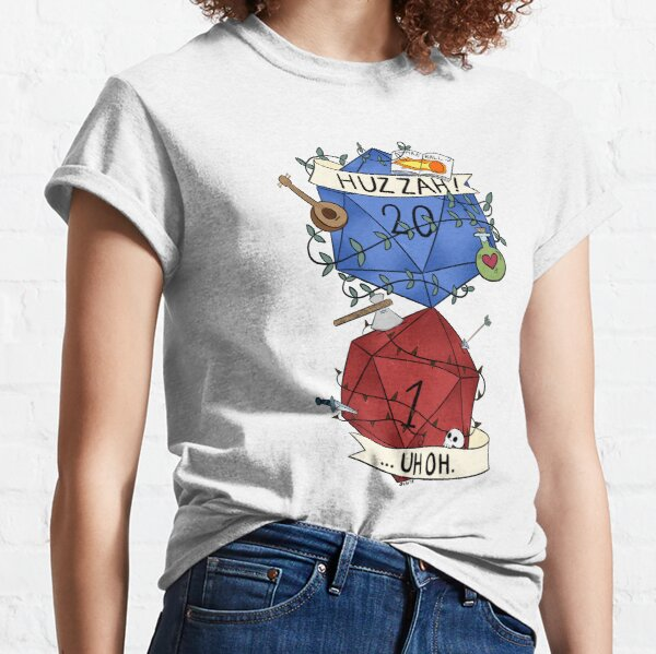Roll of the Dice  Classic T-Shirt