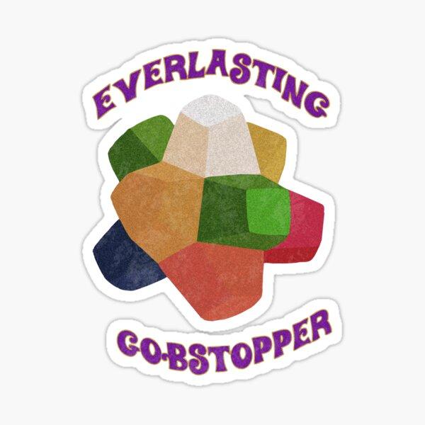 Vintage Everlasting Gobstopper Sticker