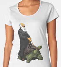 Galapagos Style Women's Premium T-Shirt