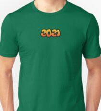 Lucky Number 2021 T-Shirt Unisex T-Shirt