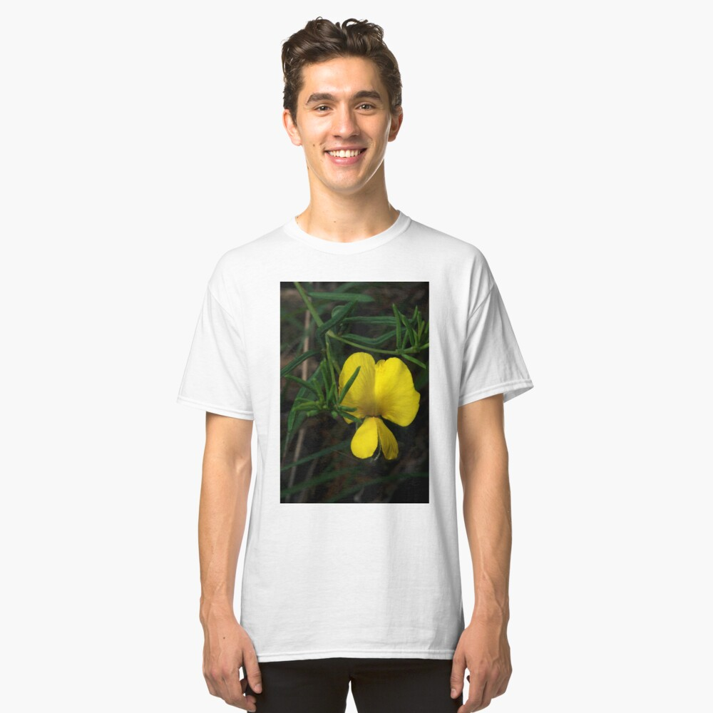 Common Wedge Pea Classic T-Shirt Front