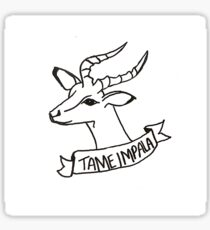 hand drawn impala Sticker