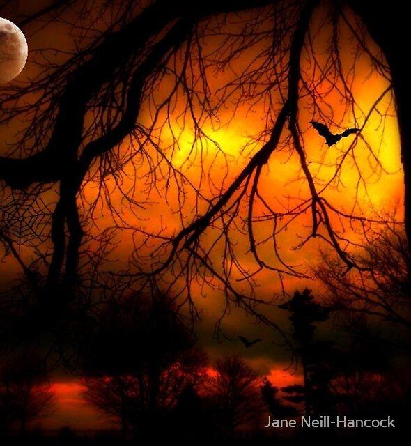 Bloody Night by Jane Neill-Hancock