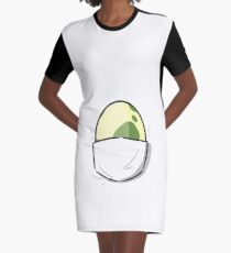 Hatch That Egg! Graphic T-Shirt Dress