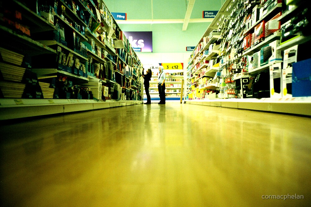 Tesco at 5 a.m. by cormacphelan