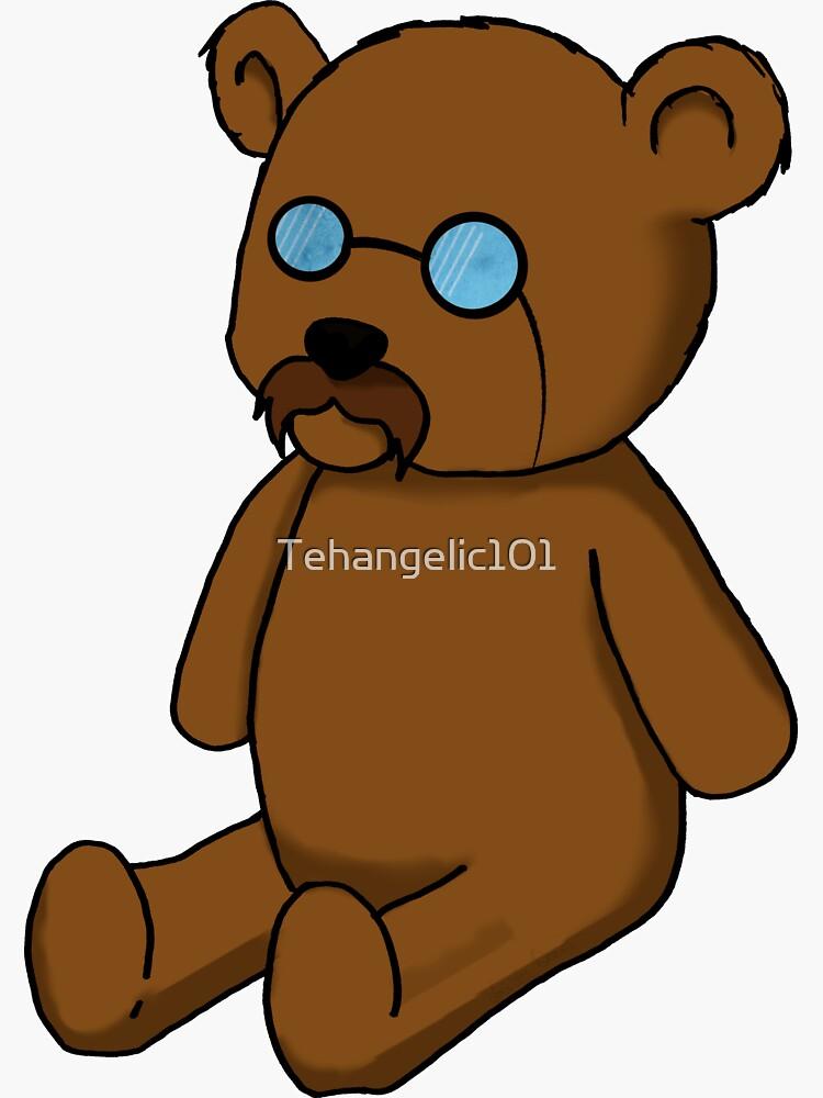 Teddy Roosevelt by Tehangelic101
