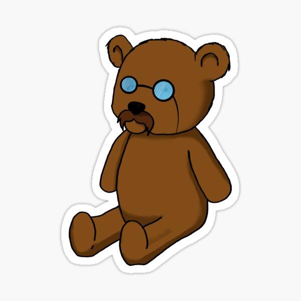 Teddy Roosevelt Sticker