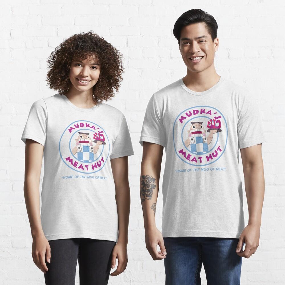 Mudka's Meat Hut Logo Essential T-Shirt