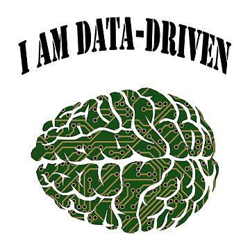 Data-Driven Brain by ColorfulCortex