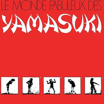 Le Monde Fabuleux Des Yamasuki Shirt 2 by RatRock