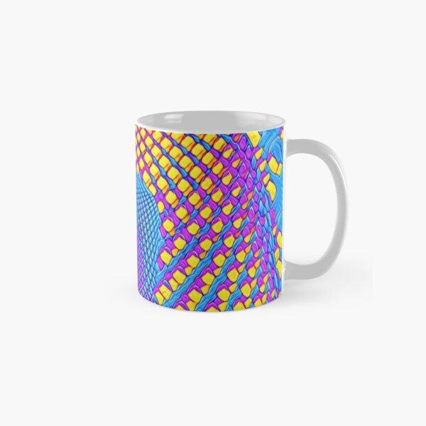 Cubism turbulence Classic Mug