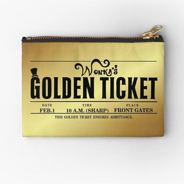 Le billet d'or de Wonka Pochette