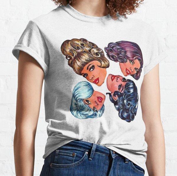 Wigging Out Classic T-Shirt
