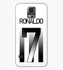 Ronaldo Juventus Football Number 7  Case/Skin for Samsung Galaxy