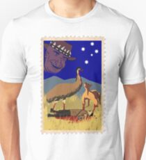 Victim of the Emu war Unisex T-Shirt