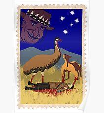 Victim of the Emu war Poster