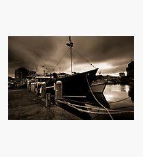 Constitution Dock, Hobart Photographic Print