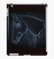 Equine Outline iPad Case/Skin
