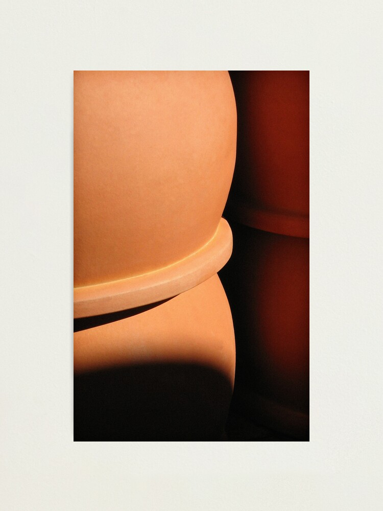 Alternate view of Four pots Photographic Print