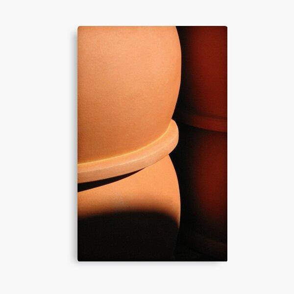 Four pots Canvas Print