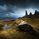 The Old Man of Storr by Patrice Mestari