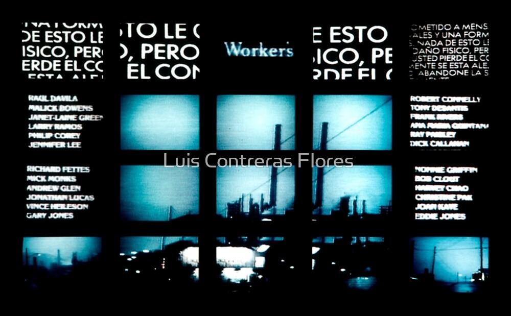 «Workers.» de Luis Contreras Flores