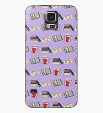 Bookish Things Case/Skin for Samsung Galaxy