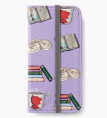 Bookish Things iPhone Wallet/Case/Skin