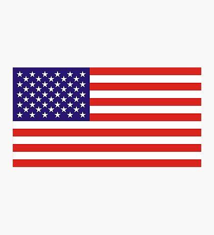 USA, national id Photographic Print