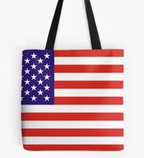 USA, national id Tote Bag