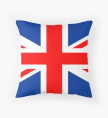 UK, national id Throw Pillow