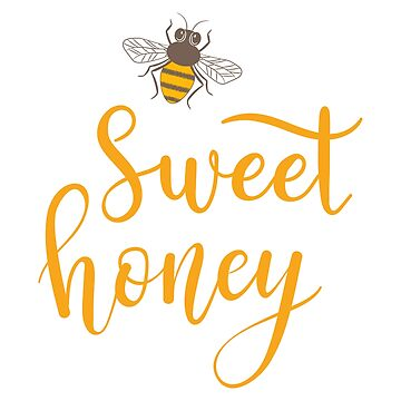 Sweet honey bee beekeeping quote by natakuprova