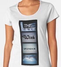 With Splendor Camiseta premium para mujer