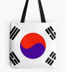South Korea, national id Tote Bag