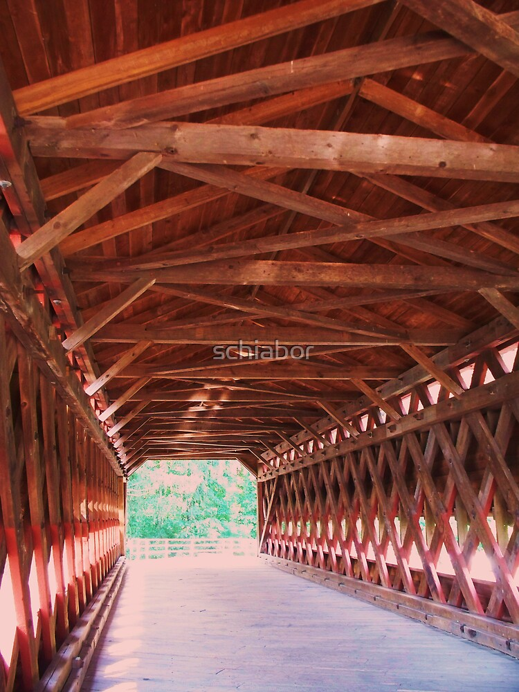 Sachs Haunted Covered Bridge  by schiabor