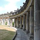 Curves and Lines At Houghton Hall by CreativeEm