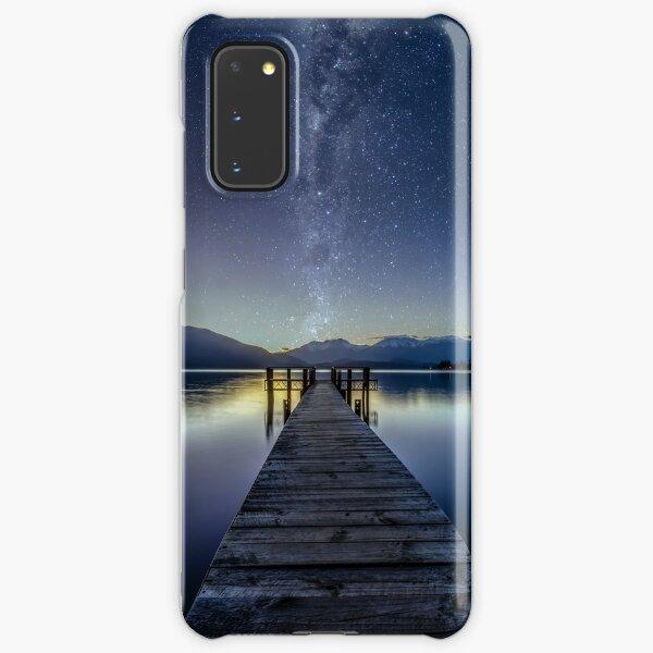 Lake Te Anau Milky Way Samsung Galaxy Snap Case