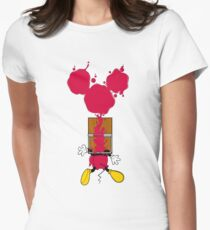 Mouse trap Women's Fitted T-Shirt