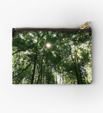 Forest Sunshine Studio Pouch