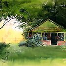 Old Canteen by Anil Nene