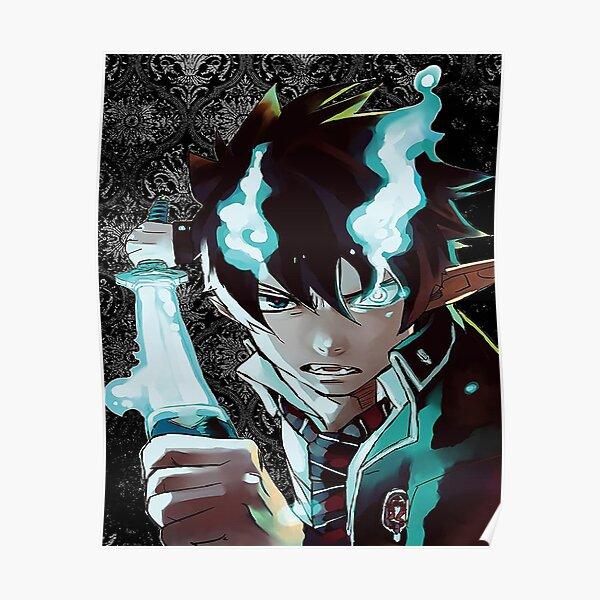 Blue exorcist Poster