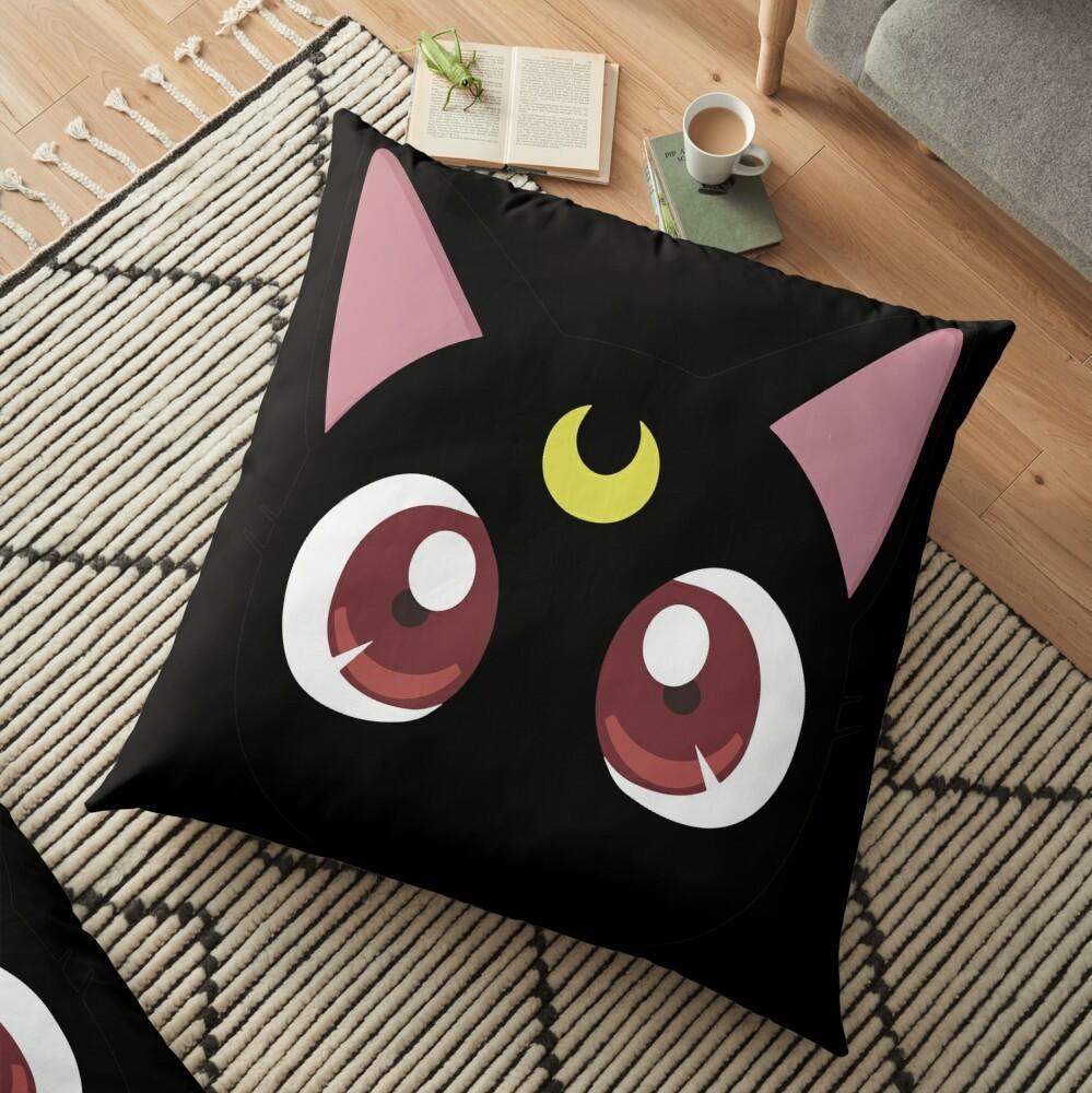 Luna - Sailor moon Floor Pillow