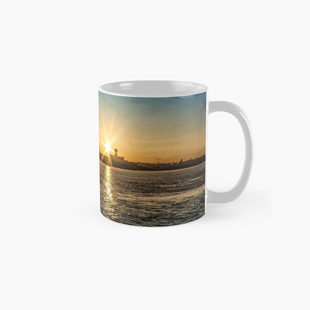 Liverpool sunrise Mugs