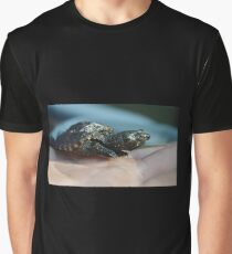 Baby Snapping Turtle #2 Graphic T-Shirt