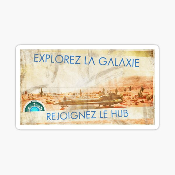 Poster N°3 Sticker
