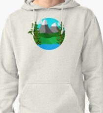 mountains Pullover Hoodie