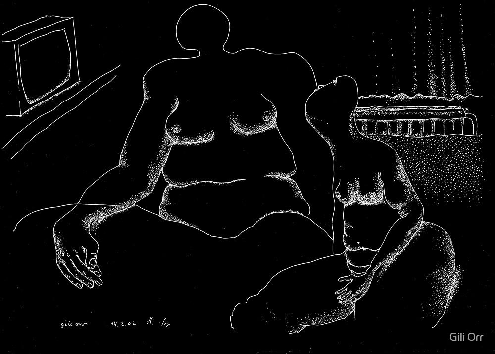 Bedtime by Gili Orr