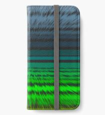 Wicked Lines iPhone Wallet/Case/Skin