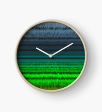 Wicked Lines Clock